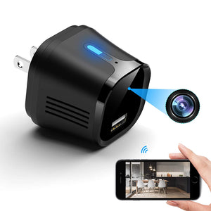 Hidden Camera Charger Detection Protection
