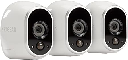 Arlo Wireless Security Detection Included