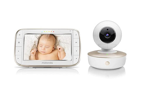Image of Motorola Video Baby Monitor Temperature