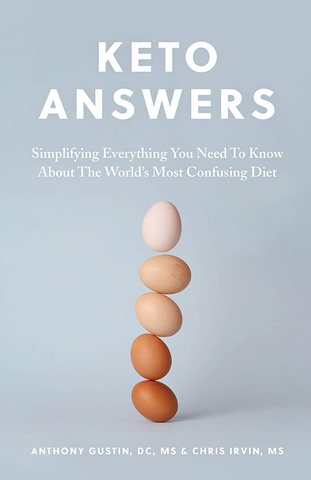 Keto Answers Simplifying Everything Confusing ebook