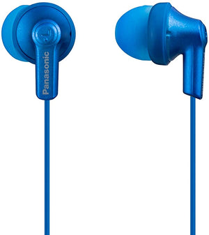 Panasonic Headphones Ergonomic Comfort Fit RP HJE120 AA