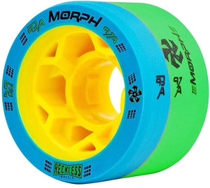 Reckless Wheels Morph Dual Hardness Roller