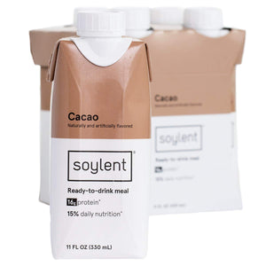 Soylent Replacement Shake Cacao Tetra