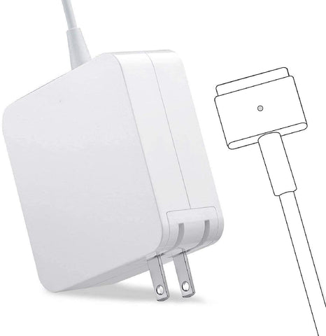 Image of Charger T tip Adapter Compatible MacBook