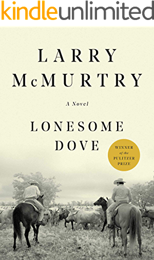 Lonesome Dove Novel Larry McMurtry ebook