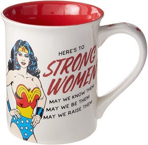 Enesco Comics Wonder Woman Strong