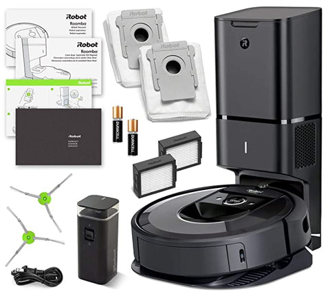 iRobot Roomba Vacuum Automatic Disposal