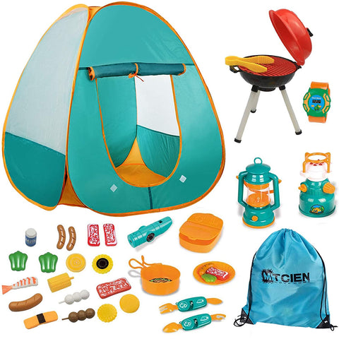 Mitcien Kids Play Tent Camping