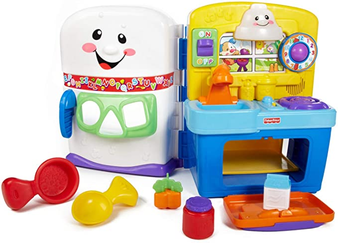 Fisher Price Learning Kitchen Activity Center
