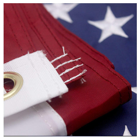 VSVO American Protected Embroidered Grommets