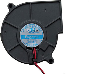 Fugetek Brushless HT 07530D12 75x75x30mm Computer