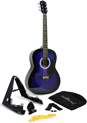 Martin Smith Acoustic SuperKit W 101 BL PK