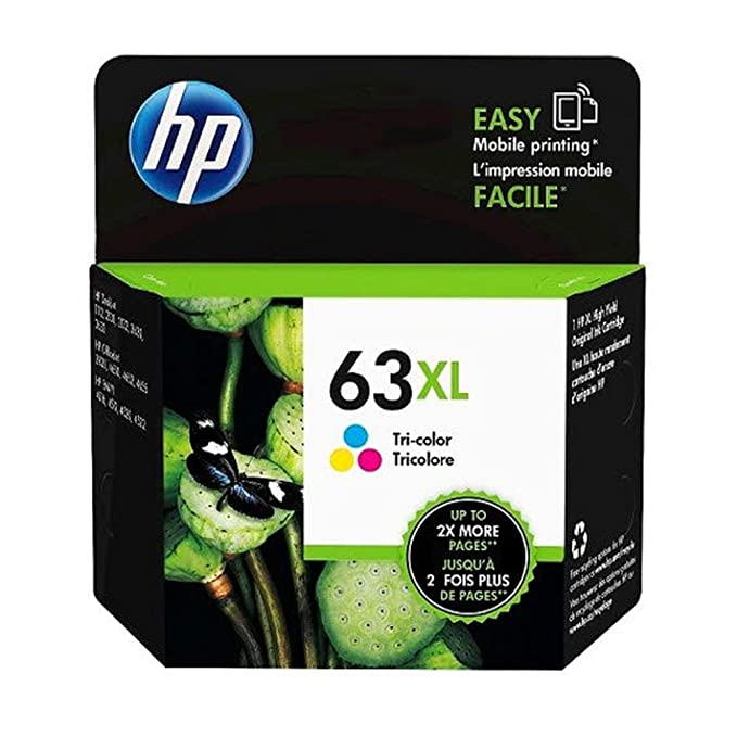 HP Tri color Cartridge F6U63AN Officejet