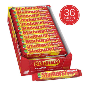 Starburst Original Fruit Chews Single