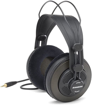 Samson SR850 Semi Open Back Reference Headphones