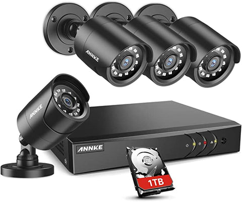 ANNKE Security 1920TVL Cameras Weatherproof
