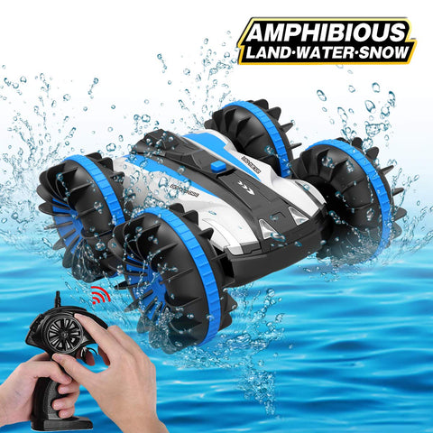 Seckton Amphibious Control Waterproof Monster