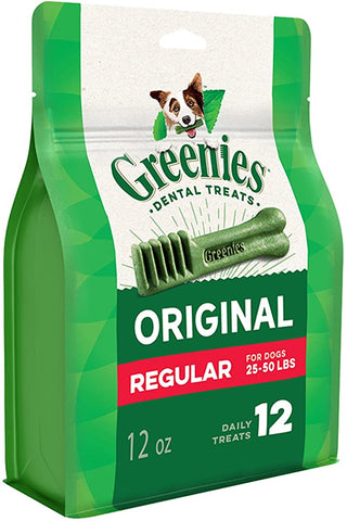 GREENIES Original Regular Natural Dental