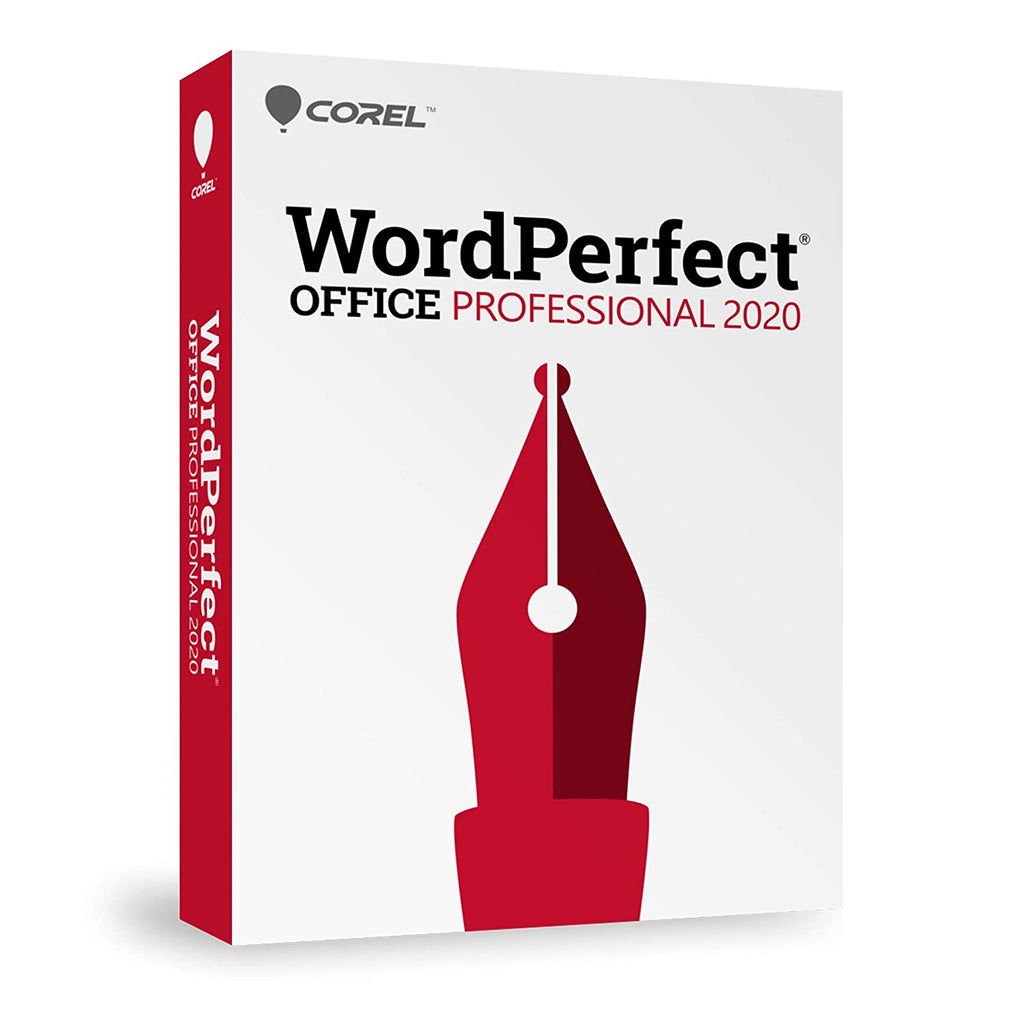 Corel WordPerfect Professional Spreadsheets Presentations