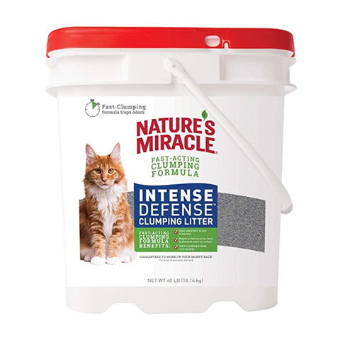 Natures Miracle P 98134 Absorbent Fast Clumping