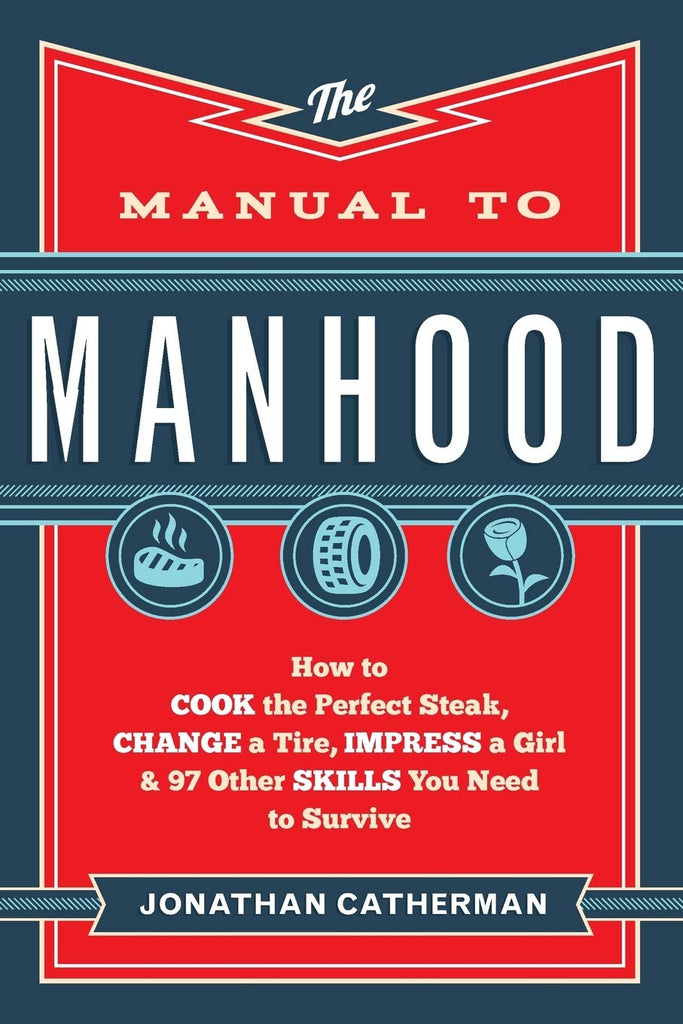 Manual Manhood Perfect Impress Survive