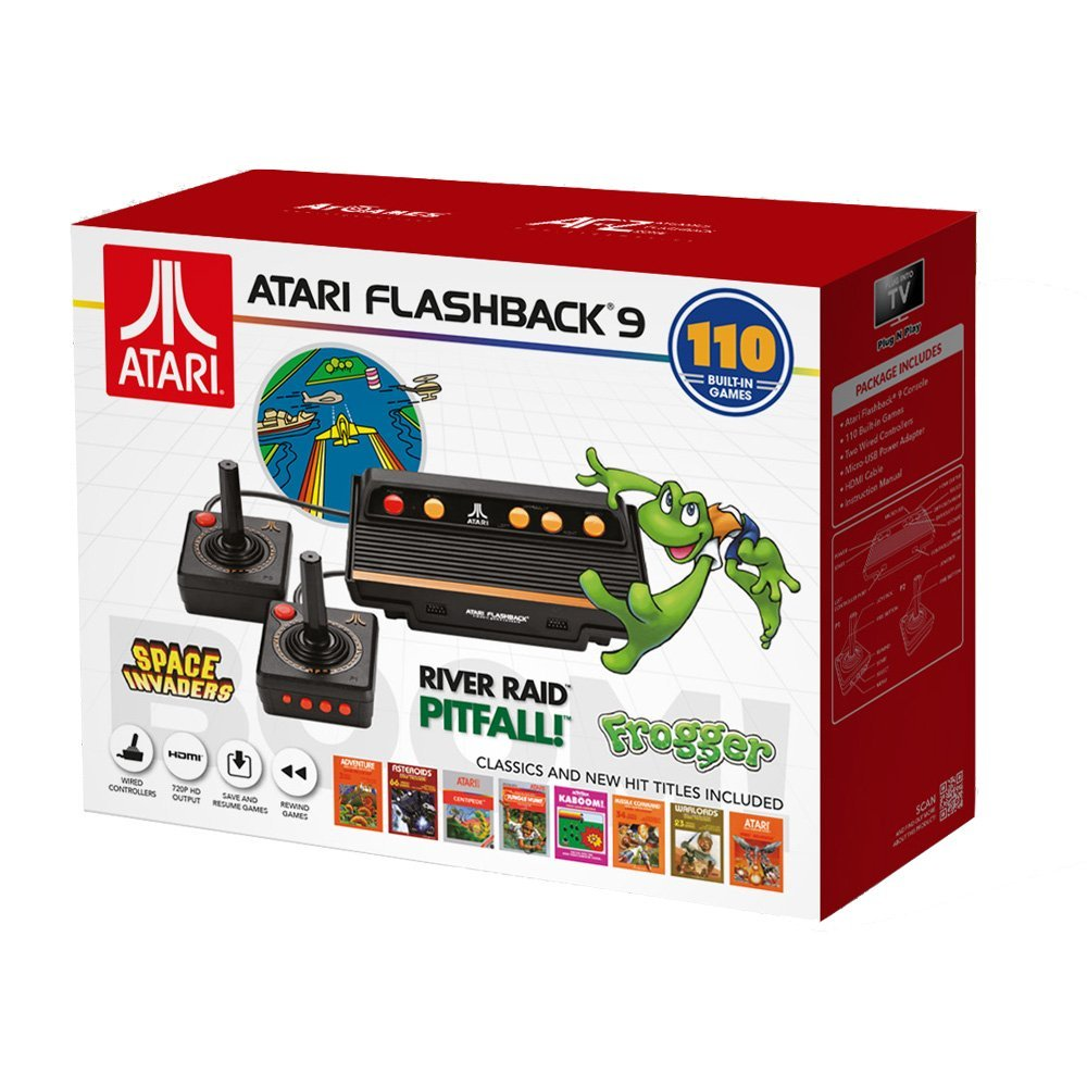 Atari Flashback 9 Electronic Games