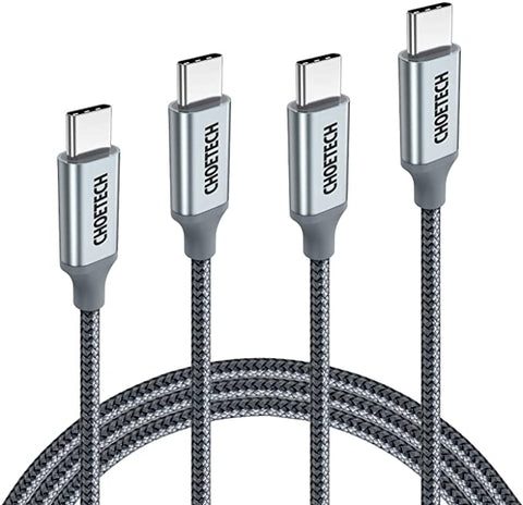 CHOETECH Braided Charging Compatible MacBook