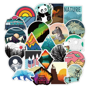 Waterproof Stickers Aesthetic Sticker Decals