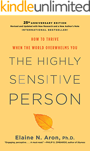 Highly Sensitive Person Elaine Aron ebook