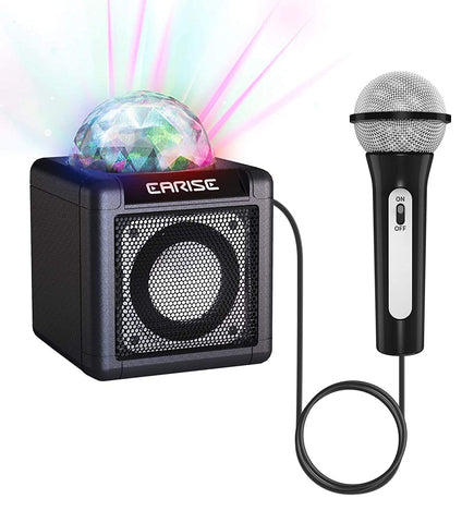 EARISE Karaoke Microphone Wireless Bluetooth
