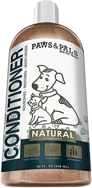 Paws Pals Natural Conditioner Rosemary