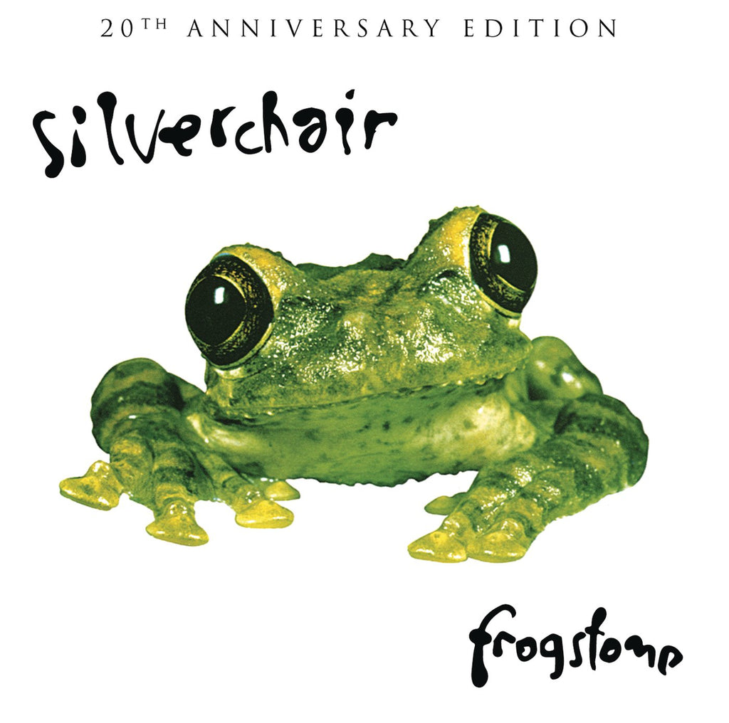 Frogstomp 20th Anniversary Remastered Silverchair