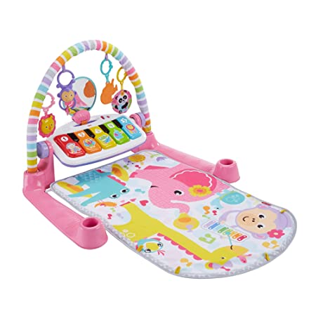 Fisher Price Deluxe Kick Play Piano