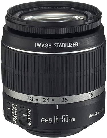 Canon 18 55mm 3 5 5 6 II White