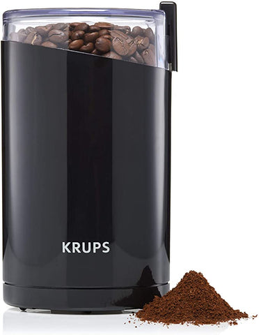 KRUPS Electric Coffee Grinder Stainless