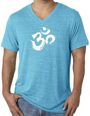 Yoga Clothing You Brushstroke V neck