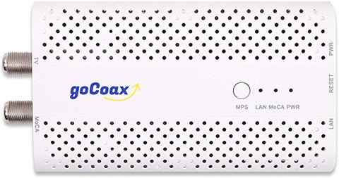 goCoax Adapter 2 5Gbps Ethernet WF 803M
