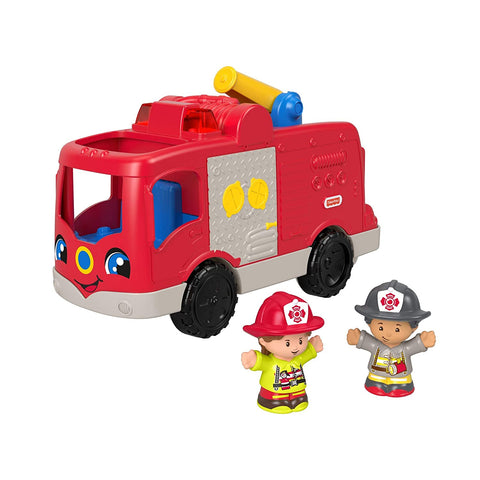 Fisher Price FTX91 Little People Firetruck