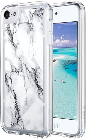 ULAK Anti Scratch Shockproof Protective 6th Marble