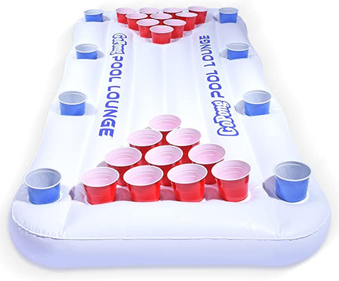 GoPong Lounge Floating Inflatable Social
