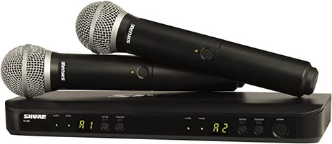 Shure BLX288 Handheld Wireless Microphones