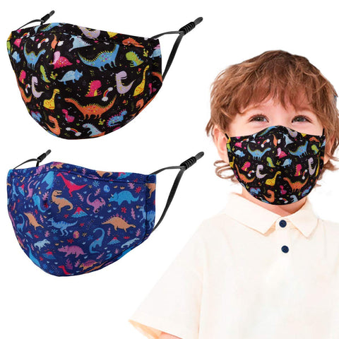 Washable Dinosaur Protection Lightweight Adjustable