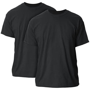 Gildan Ultra Cotton T Shirt 2 Pack