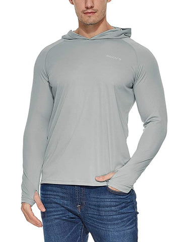 Baleaf Protection Hoodie Performance T Shirt