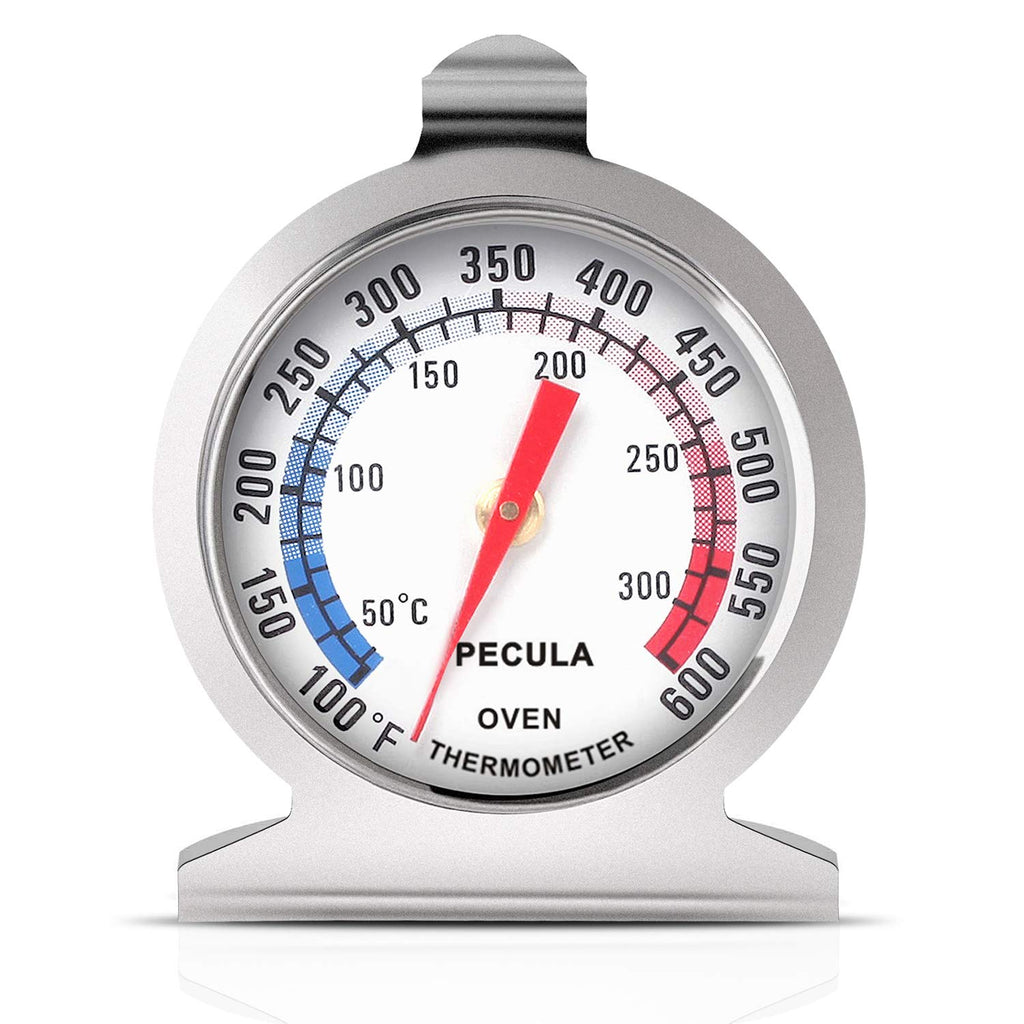 Thermometer 50 300°C 100 600°F Instant Stainless