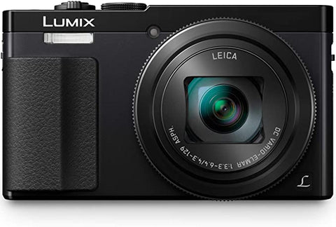 Panasonic Lumix ZS50 Camera Black