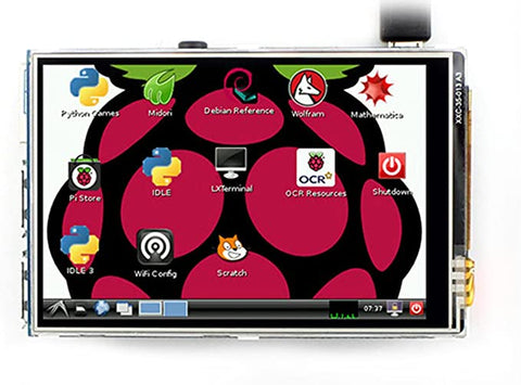 LANDZO Touch Screen 320480 Raspberry