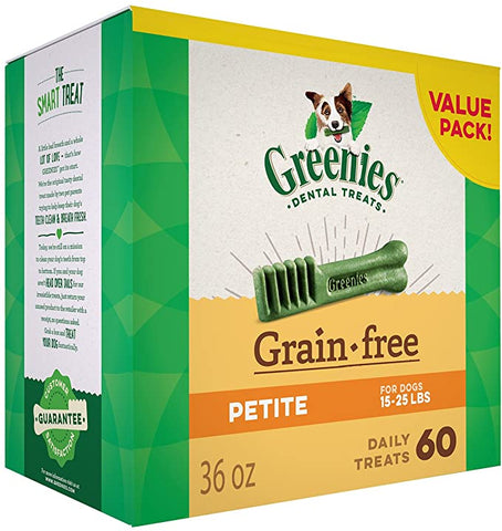 GREENIES Petite Natural Dental Treats