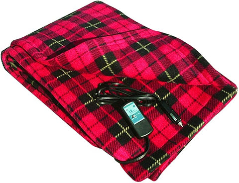 Trillium Worldwide 12 Volt Heated Blanket