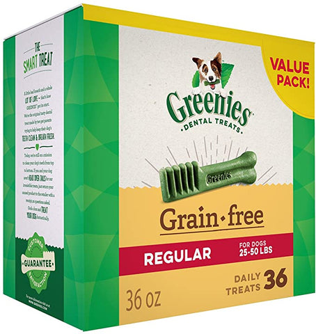 GREENIES Regular Natural Dental Treats